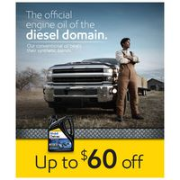 Mobil Delvac Heavy Duty Diesel Engine Oil Rebate